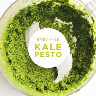 Kale Pesto (with Fresh Basil)