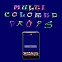 Multi Colored Drops icon
