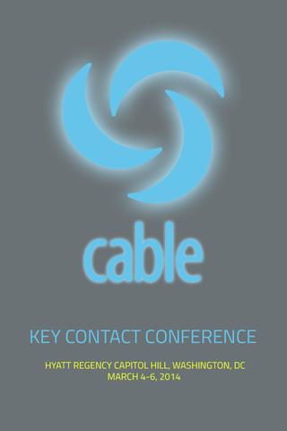NCTA's 2014 Key Contact Con.
