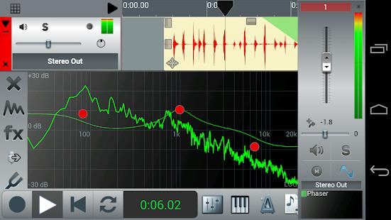 n-Track Studio Multitrack Daw - screenshot thumbnail