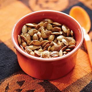 Snackin' Pumpkin Seeds