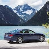 BMW Alpina B7 Live Wallpaper