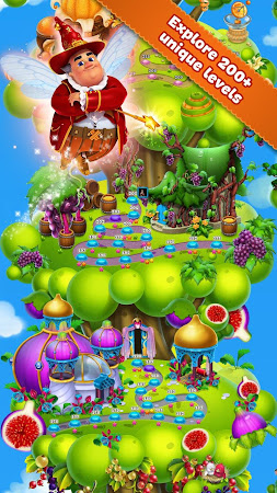 Fruit Land match 3 for VK 1.6.5 screenshot 213015
