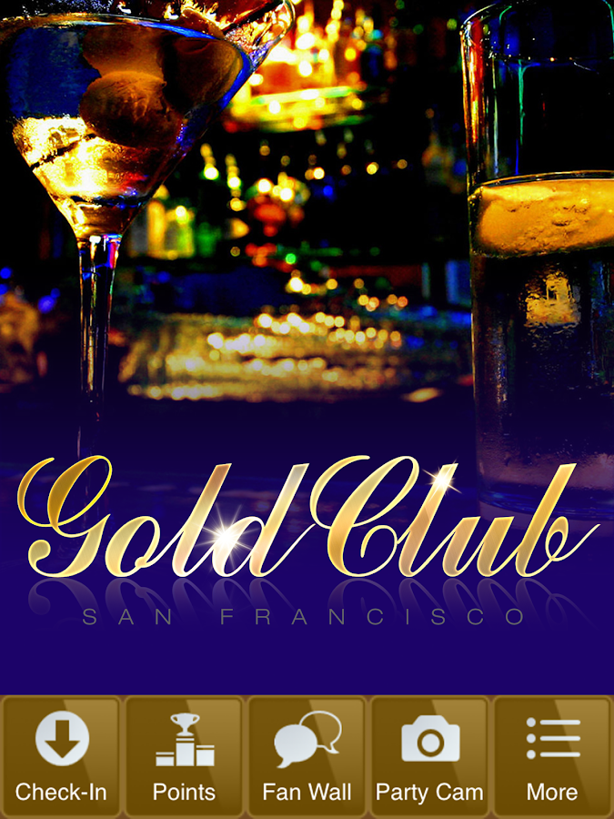 Gold Club SF- screenshot