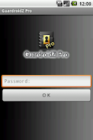 Screenshot of GuardroidZ Pro