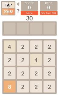 Tap 2048! - screenshot thumbnail