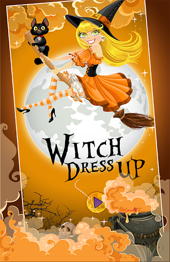 Witch Dress Up Game