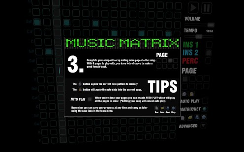 Music Matrix- screenshot thumbnail