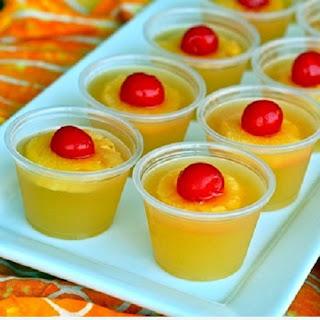 Pineapple Juice Shots Recipes.
