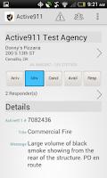 Screenshot of Active911