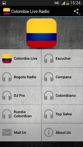 Colombia Live Radio