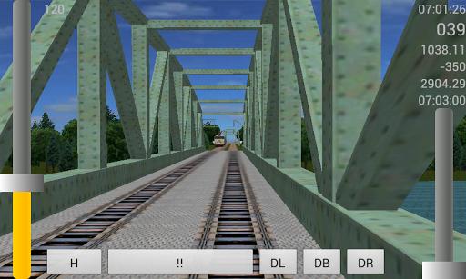 Train Driver - Train Simulator  screenshots 2