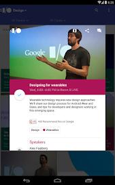 Google I/O 2015 Screenshot 23