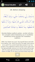 Screenshot of Doa & Zikr (Hisnul Muslim)