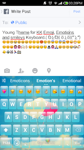 Young Color Keyboard