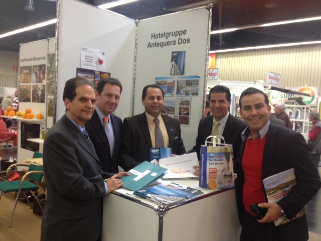HOTEL ANTEQUERA ATTENDS THE