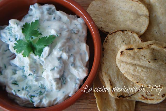 Spicy Greek Yogurt Snack Recipe