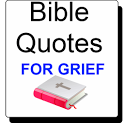 Bible Quotes for Grief icon