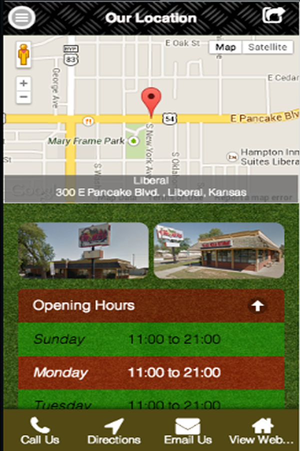 Vallarta Mexican Grill- screenshot