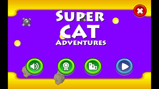 Super Cat Adventures