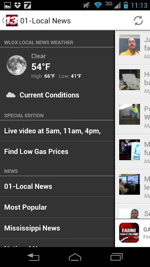 The Wlox Weather Interactive Radar {Forum Aden}