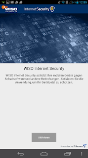 WISO Internet Security - náhled