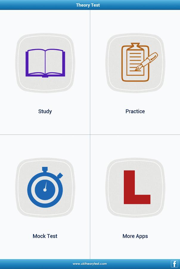 UK Driving Theory Test Lite - screenshot