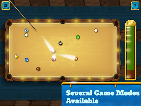 Pool: Billiards 8 Ball Game 1.0 screenshot 16350