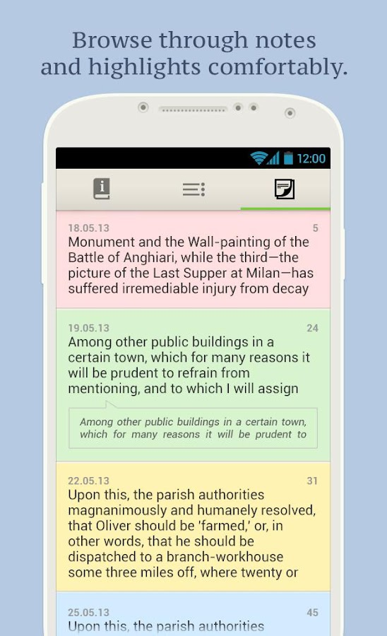 PocketBook - PDF, EPUB reader- screenshot