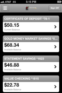 El Dorado Savings Bank Mobile - screenshot thumbnail