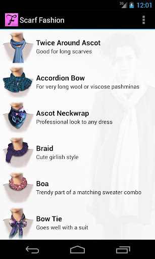 Scarf Fashion Designer v1.6