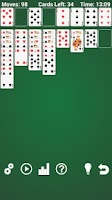 Screenshot of FreeCell HD