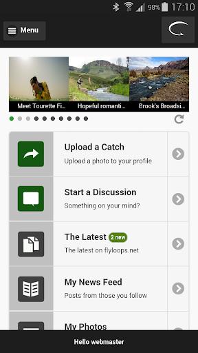 Flyloops.net Fly Fishing