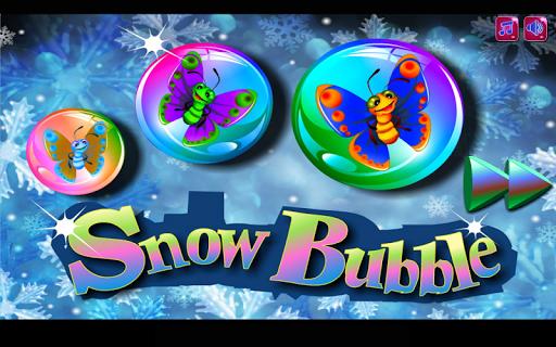 Ice Bubble Butterfly Full