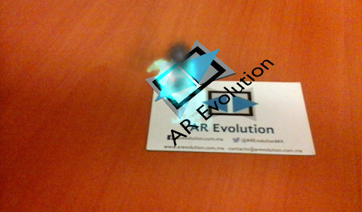AR Evolution: miniatura de captura de pantalla