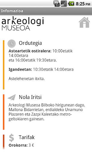 Bizkaiko Arkeologi Museoa
