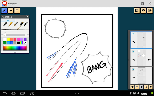 Cartoonist Free - Cartoon, Ani- screenshot thumbnail