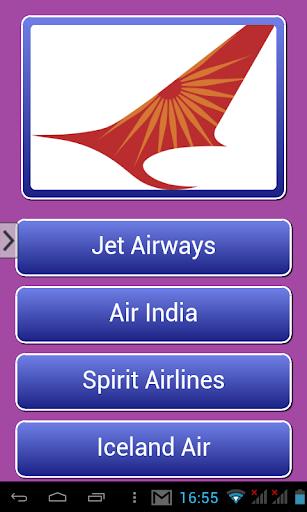 LogoQuiz Airlines