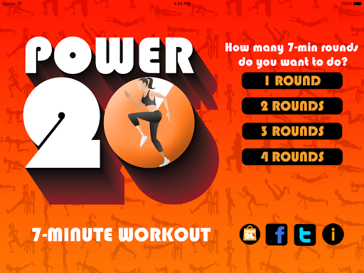 7 Minute Workout - Free