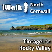 iWalk Tintagel to Rocky Valley