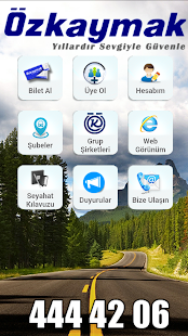 Ozkaymak Mobile- screenshot thumbnail