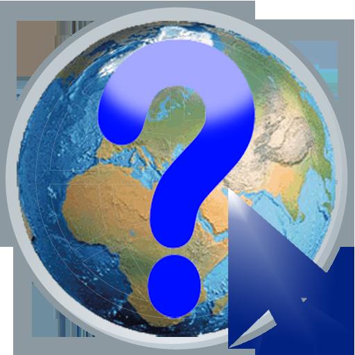 GameWorld - Juegos con mapas LOGO-APP點子