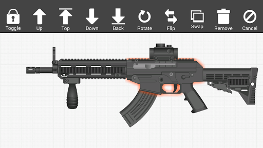Weapon Builder 5 screenshots 20