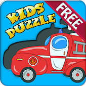 Kids Puzzle - City Cars