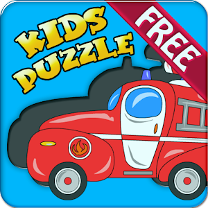 Kids Puzzle – City Cars for PC and MAC