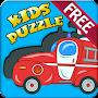 Kids Puzzle - City Cars