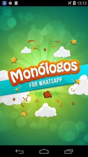 Vídeos de monólogos Whatsapp