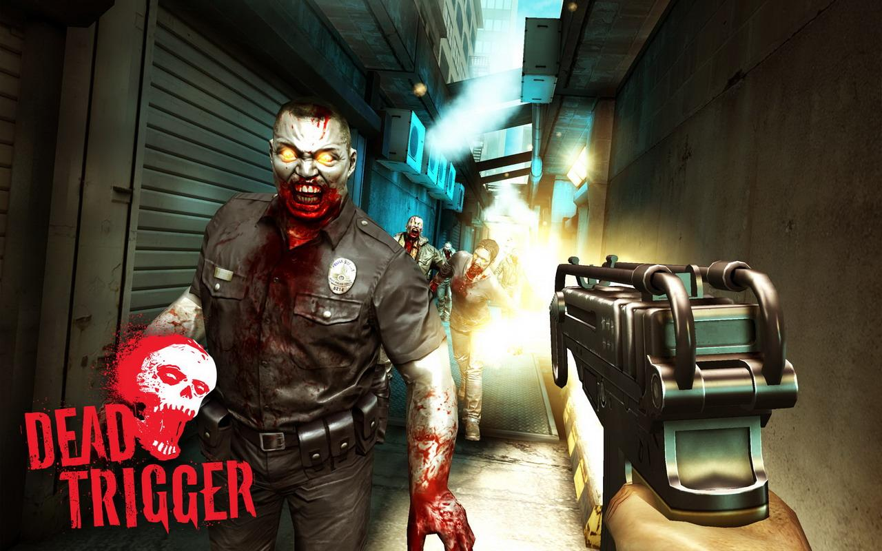DEAD TRIGGER- screenshot