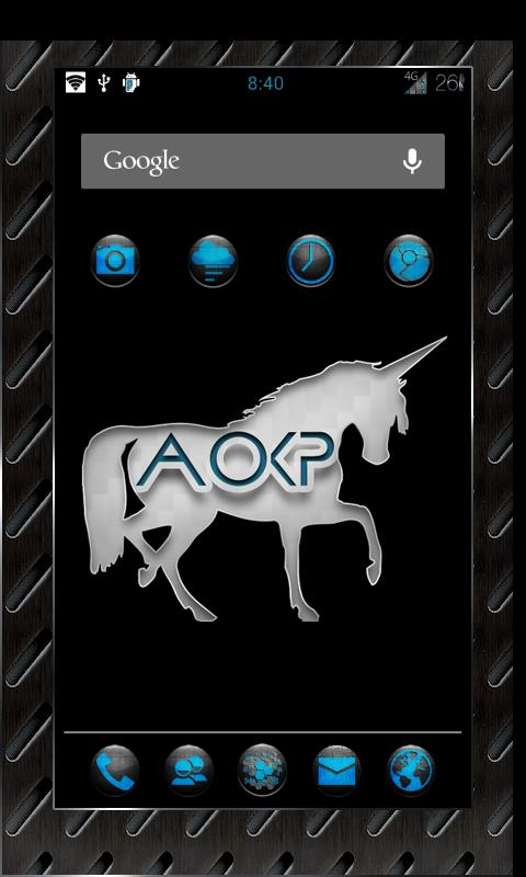 AOKP WALLPAPERS 2- screenshot