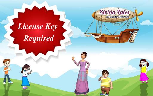 Sirina Tales - LifeSkills Key